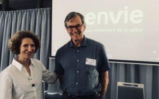 Jean-Paul Raillard élu Président du réseau Envie
