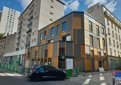 Envie Le Labo : photo de la façade