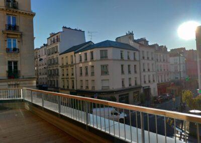 La terrasse d'Envie Le Labo