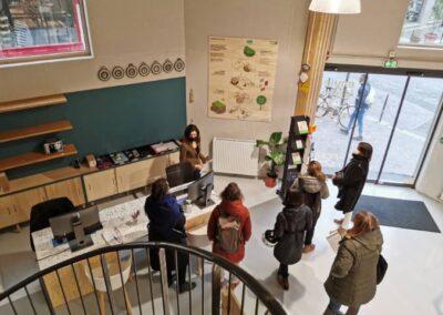 Visite pédagogique d'Envie Le Labo