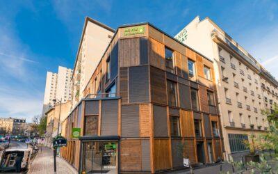 Envie Le Labo : Un bâtiment écoresponsable et sobre