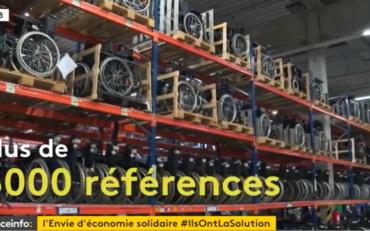 On parle d'Envie Autonomie sur France Info